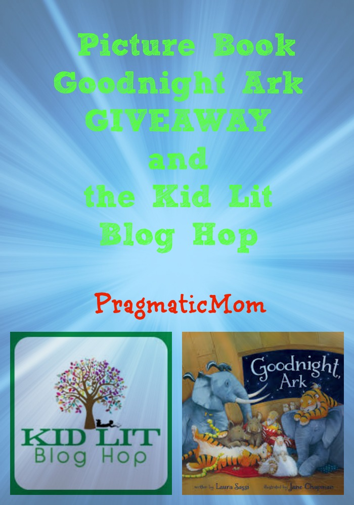 goodnight ark picture book giveaway