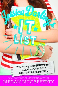 Jessica Darling, Middle School Advice from author Megan McCafferty