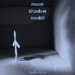 studying the moon shadow from Doodles and Jots