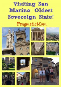 Visiting San Marino: Oldest Sovereign State in the World!