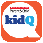 Scholastic Parent and Child KidQ App