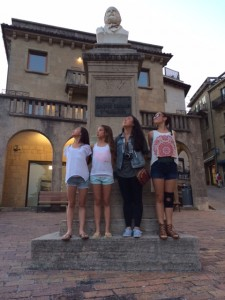 Visiting San Marino Near Italy with Kids!