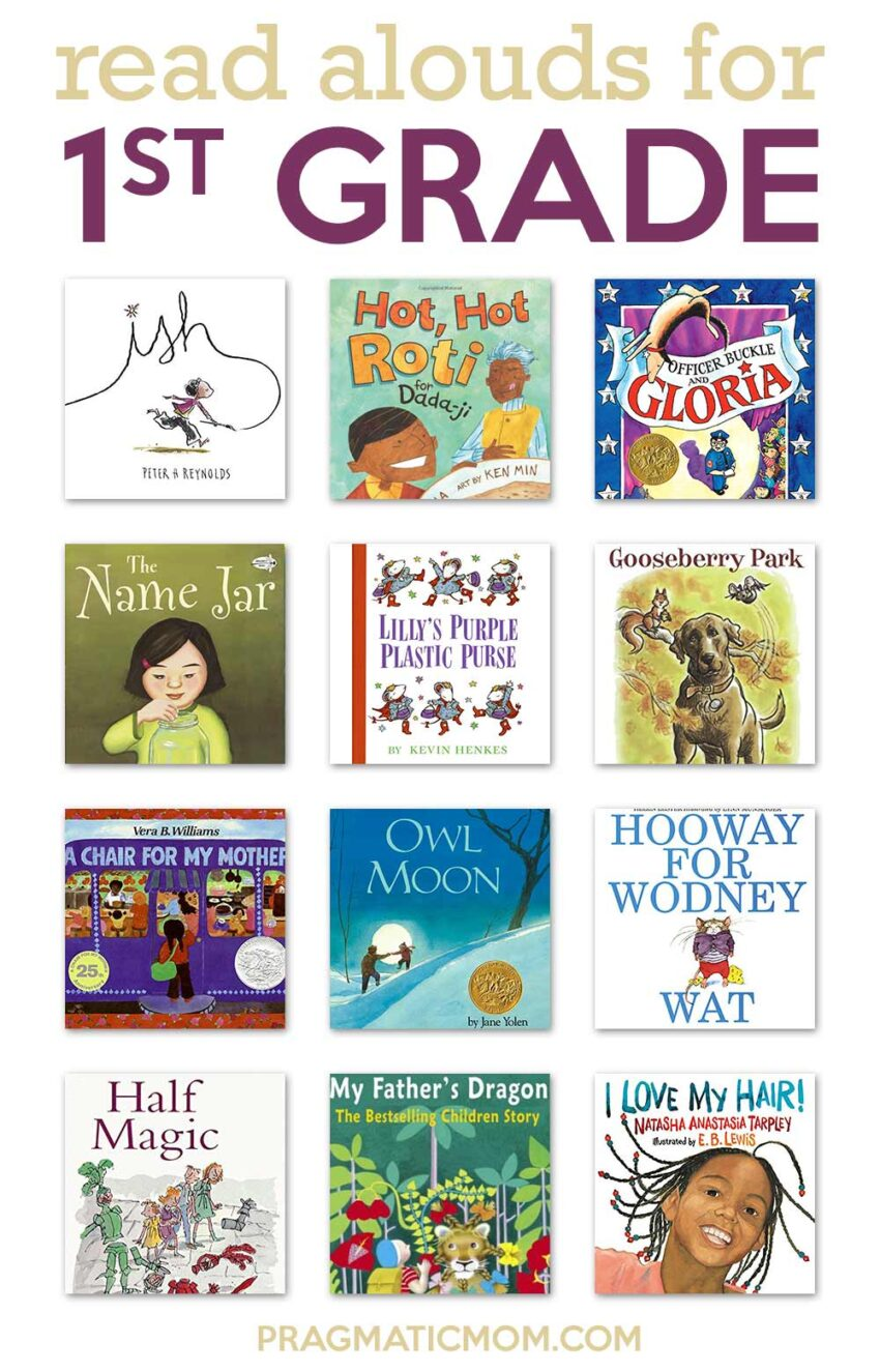Read Alouds for 1st Grade