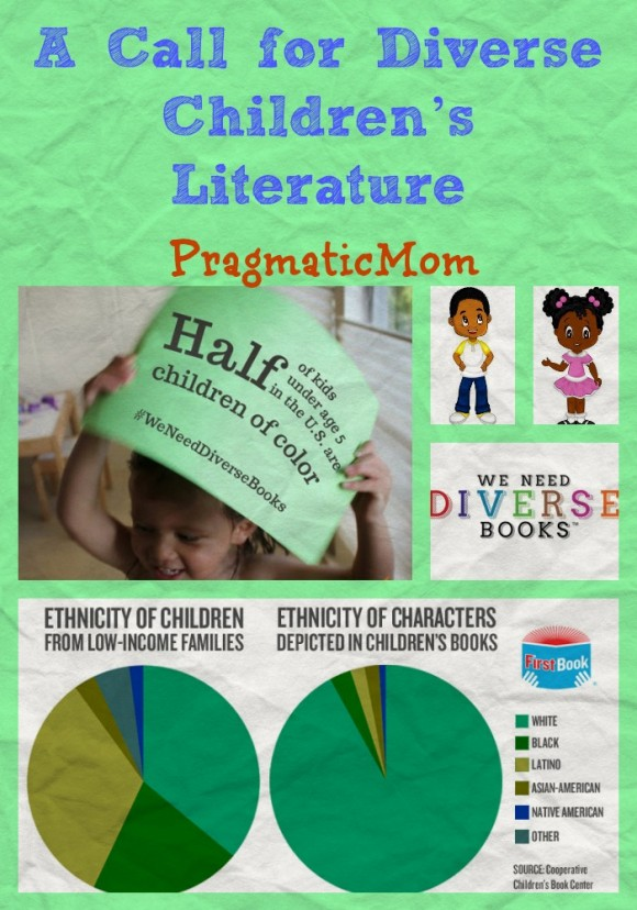 A Call for Diverse Children's Literature