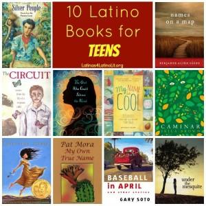 10 Latino Books for Teens
