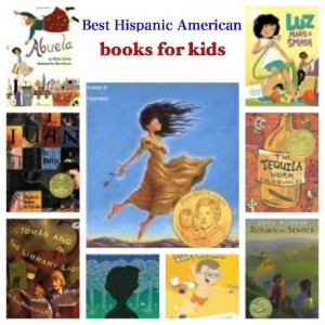 Top 10 Hispanic American books for kids