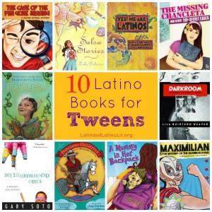 10 Latino Books for Tweens