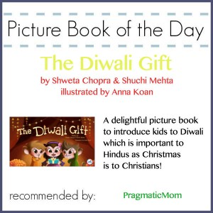 Diwali picture book of the day