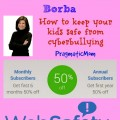internet safety advice from Dr. Michelle Borba, web safety app,