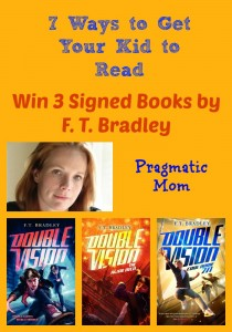 F T Bradley Double Vision giveaway