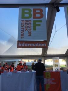 Boston Book Fair 2014