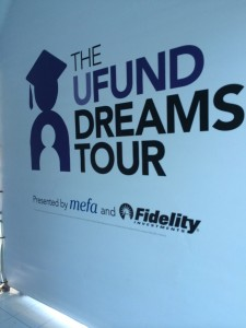 UFund Dreams Tour, Boston Book Festival, Rick Riordan