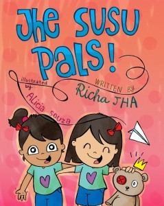 Richa Jha books