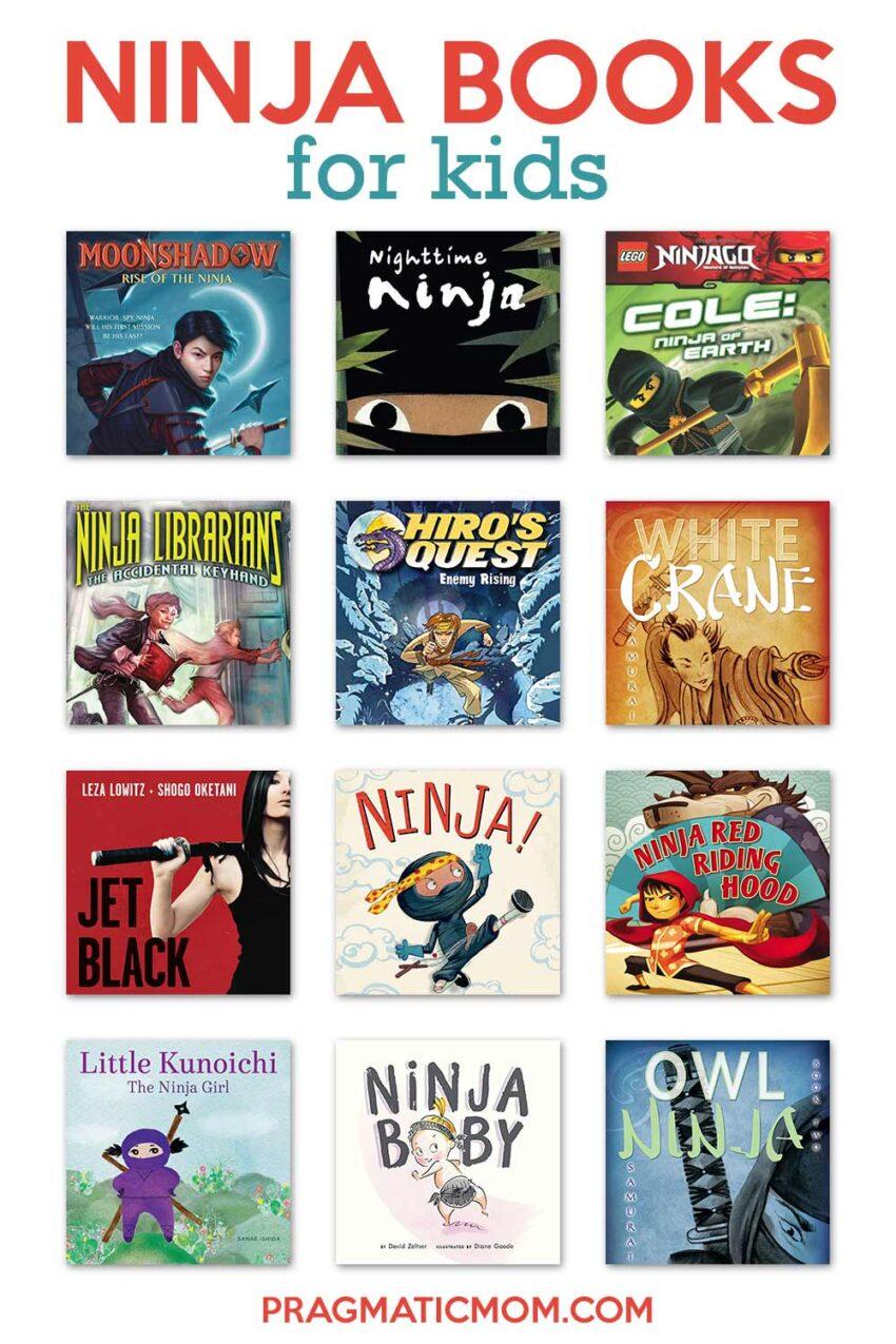 Ninja Books for Kids