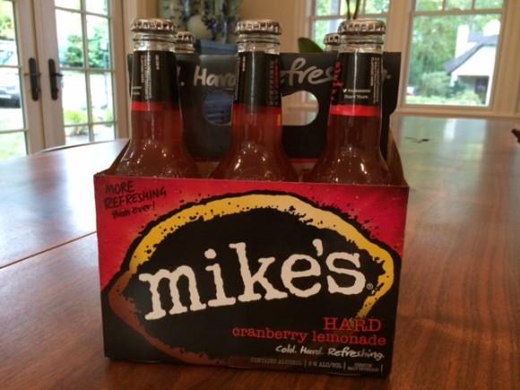 Mike's Hard Cranberry Lemonade