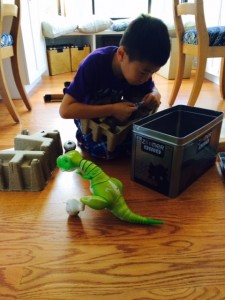 Zoomer Dinosaur electronic toy for kids