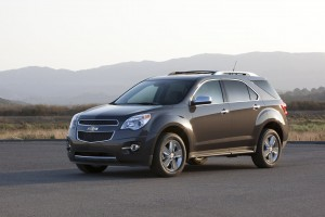 Educator Discount from Chevrolet Equinox