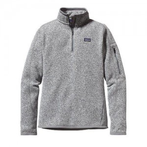Patagonia fleece sweatshirts