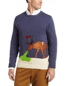 ugly christmas holiday sweater for company party