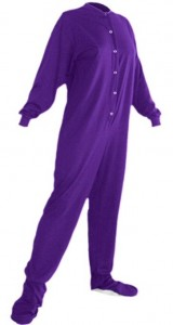 adult footy pajamas