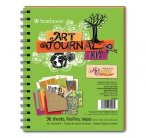 strathmore art journal for kids