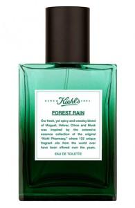 Kiehl's forest rain unisex cologne