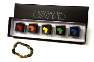 Chocolates for a Cause: African Chocolate Collection by Compartes