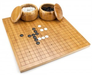 go strategy game