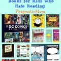 gifts for kids who hate art and books for kids who hate reading