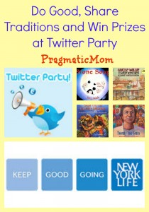New York Life Keep Good Going Twitter Party