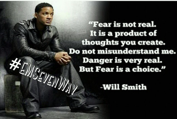 Facing Fear at Fifty