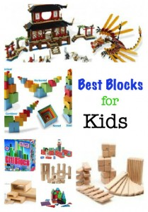 best blocks for kids of all ages