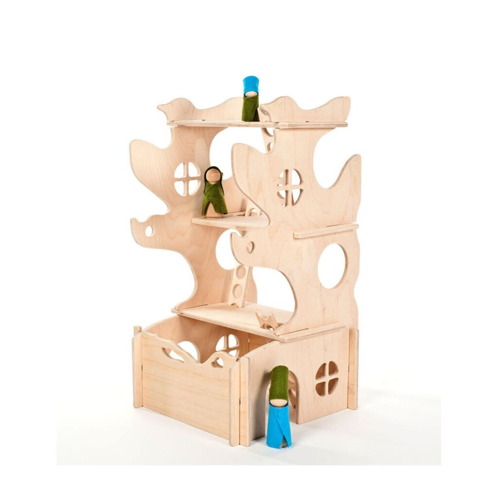 Treehouse Toy