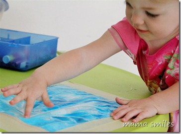 Mess-Free Art for Kids! Mama Smiles