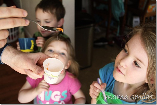 Top 2 Post of 2014 MamaSmiles Fun Science: Candy Experiments
