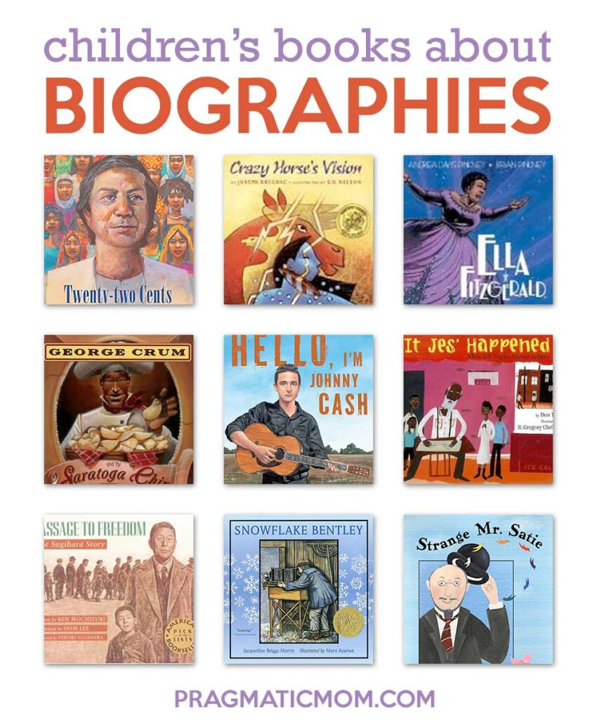 Great Biographies for Kids