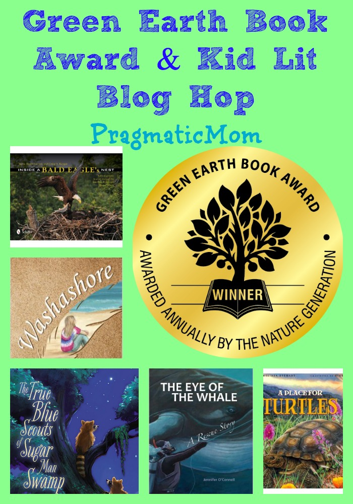 Green Earth Book Award and Kid Lit Blog Hop