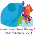 International Book Giving Day February 14
