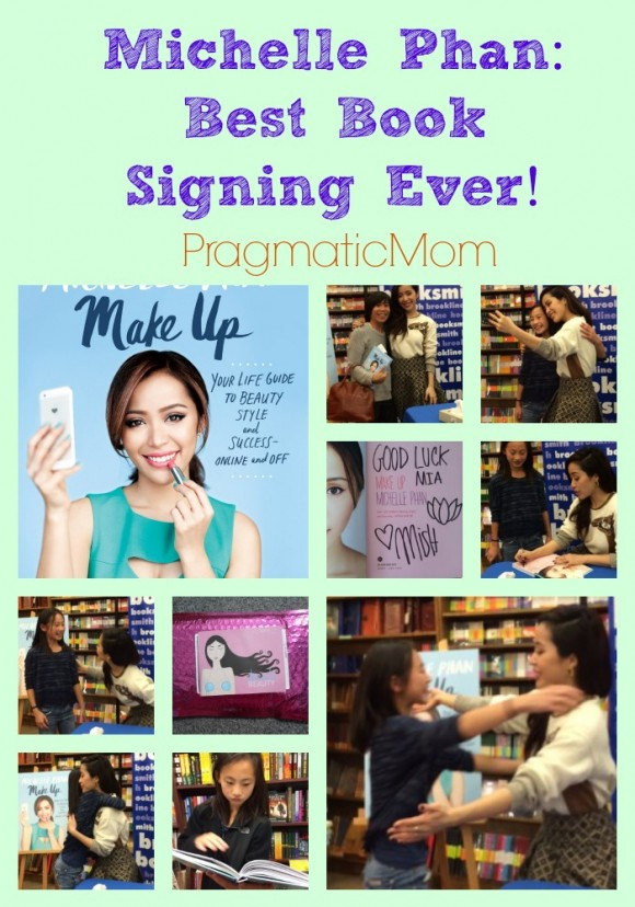 Michelle Phan: Best Book Signing Ever