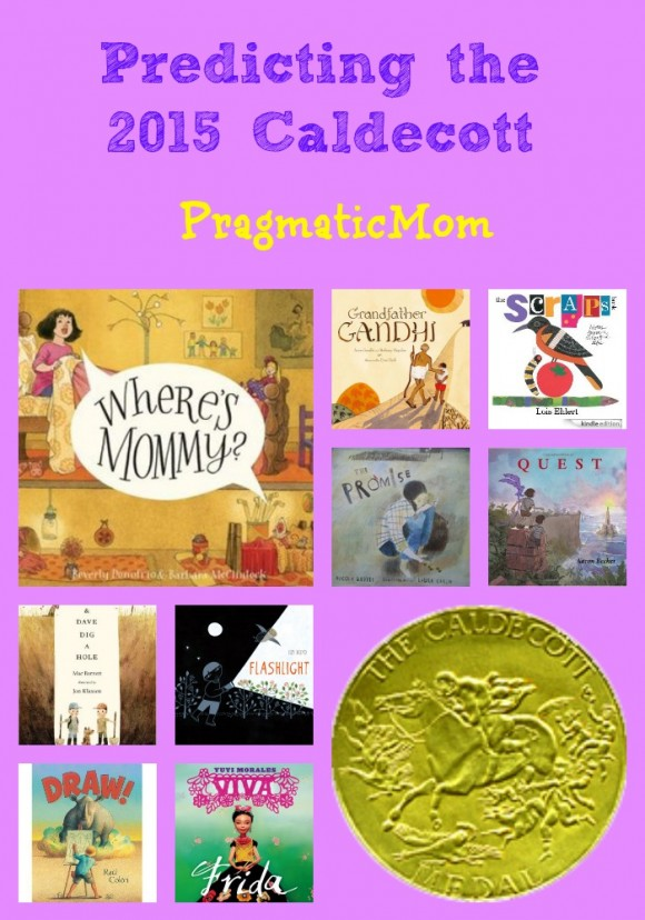Predicting the 2015 Newbery, Caldecott