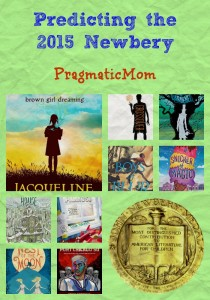 Predicting the 2015 Newbery