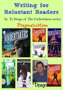 Writing for Reluctant Readers by Ty Drago