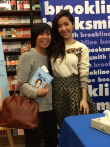 YouTube rockstar Michelle Phan book signing, best book signing ever