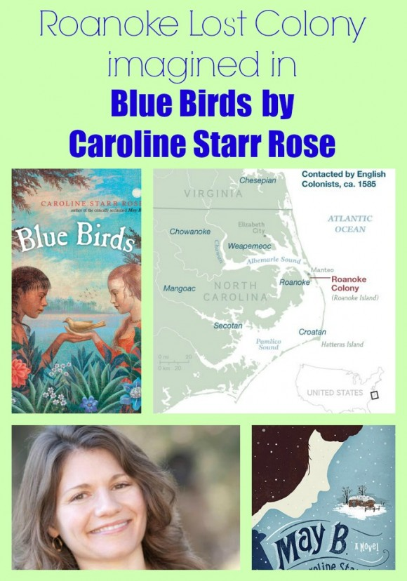 Blue Birds Caroline Starr Rose