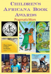 Children's Africana Book Awards and Kid Lit Blog Hop