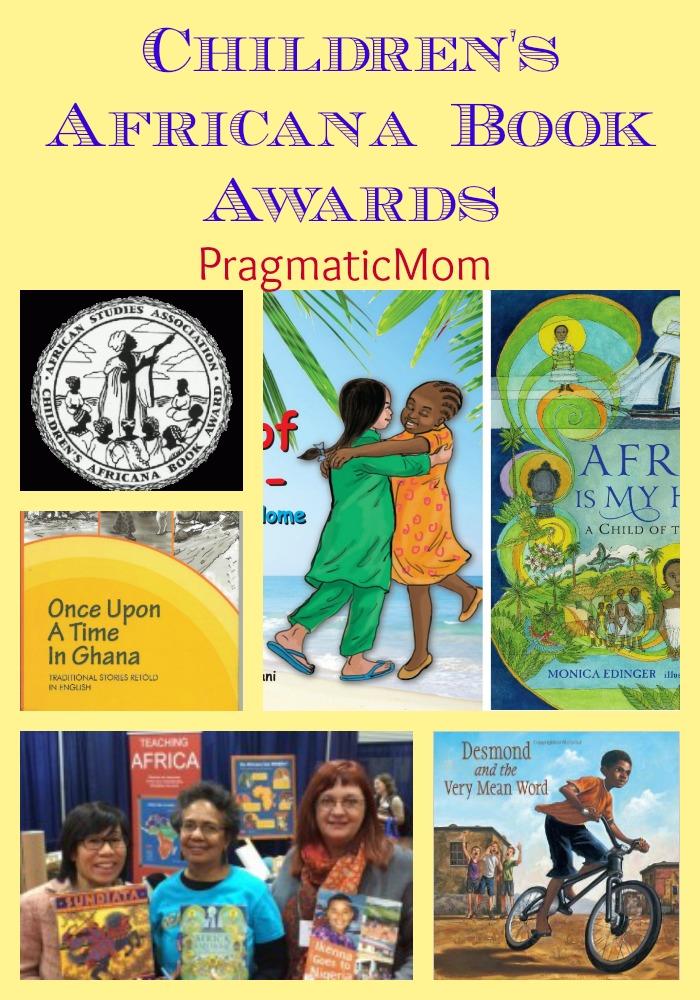 Children's Africana Book Awards and Kid Lit Blog Hop