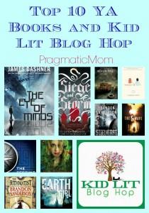 Top 10 YA Books and Kid Lit Blog Hop