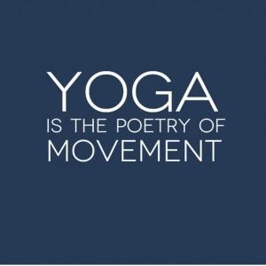 Yoga Poetry