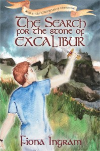 The Search for the Stone of Excalibur: Book Two of The Chronicles of the Stone.