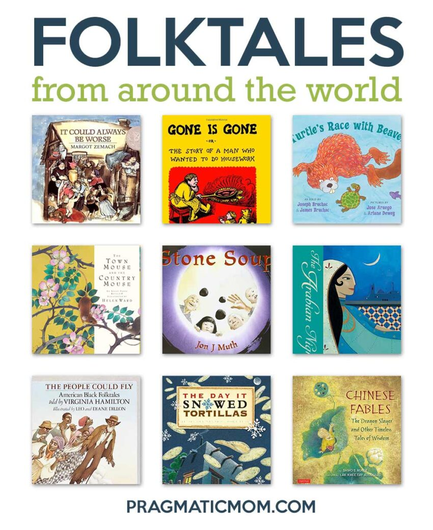 Fabulous Folktales from Around the World